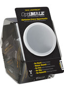 Optimalele Fishbowl Assorted Foil Packs 120 Packs Per Bowl
